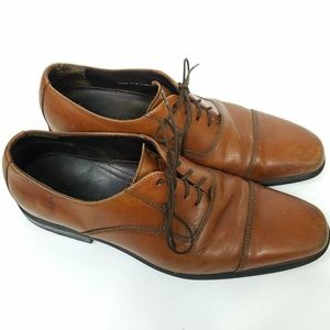 Cole Haan Air brown leather oxford 9.5 M  Shoes